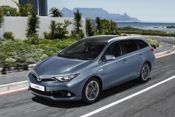 In detail: vernieuwde Toyota Auris