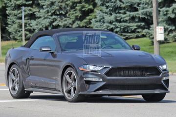 Ford Mustang California Special doet mysterieus