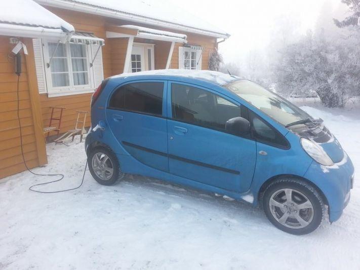 Peugeot Ion (2014)
