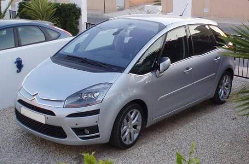 Citroën C4 Picasso 2.0 HDiF 138 Exclusive (2008)