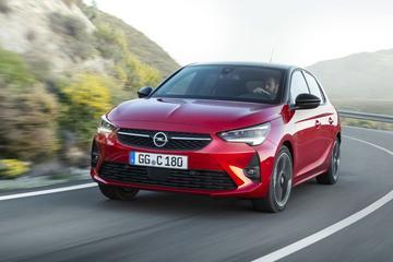 Opel Corsa, nu voor elektrofoben