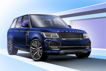 Overfinch bereidt nieuwe Range Rover voor