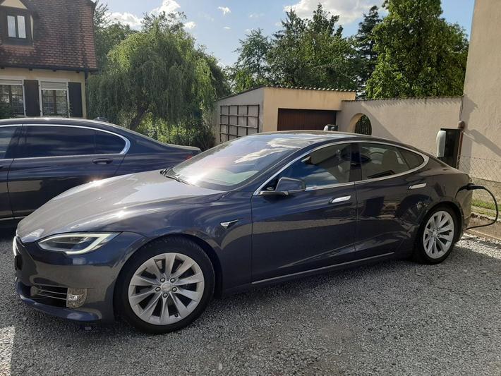 Tesla Model S Long Range (2019)