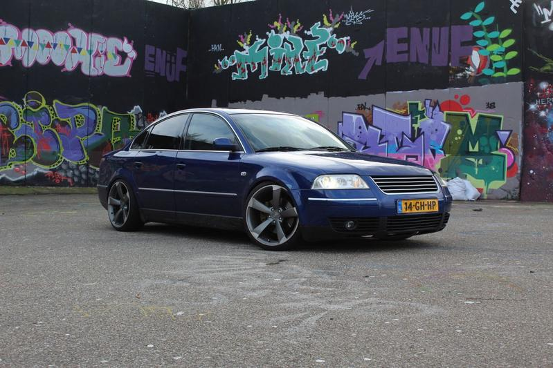 Passat 2.8 V6 4Motion Highline (2000)