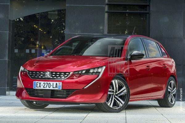 Blik to the Future: Peugeot 308