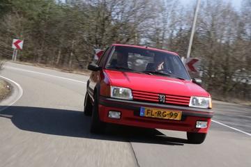 Peugeot 205 GTI 1.9 - 1992 - 296.479 km - Klokje Rond