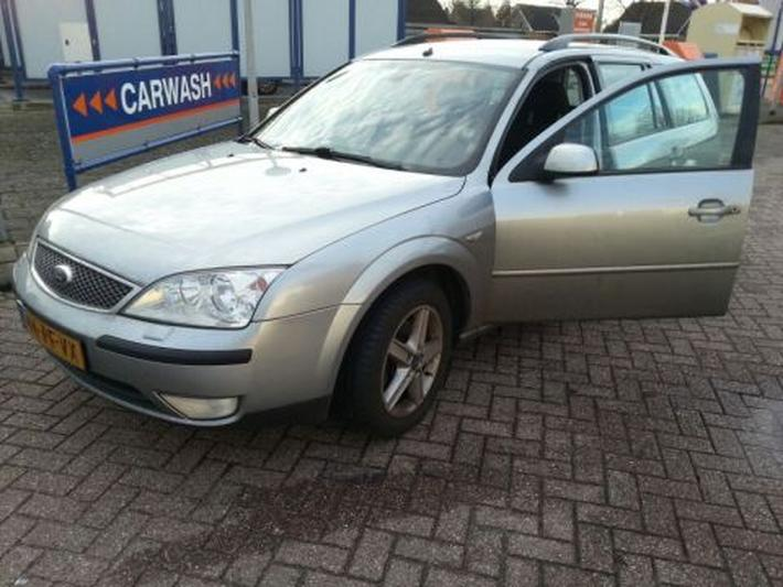 Ford Mondeo 2.0 TDCi 130pk Trend (2004)