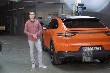 Porsche Cayenne Coupé - Eerste kennismaking