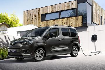 Toyota onthult Proace City Electric