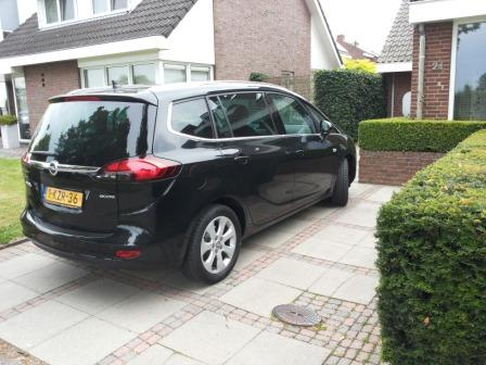 Opel Zafira 1.6 CDTI 136pk Business+ 2013