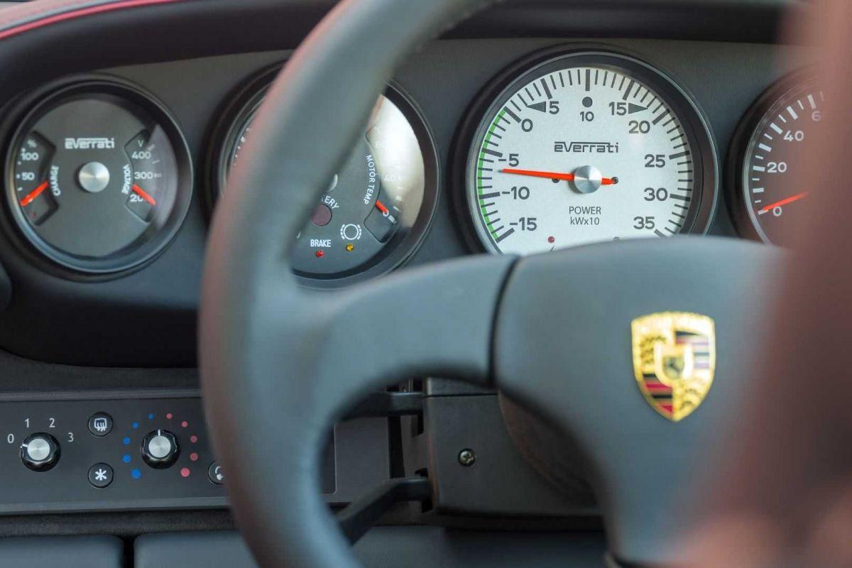 Everrati Porsche 911 964 EV