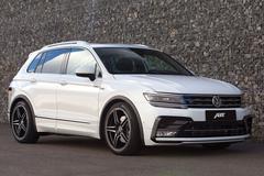 Abt geeft Volkswagen Tiguan 290 pk