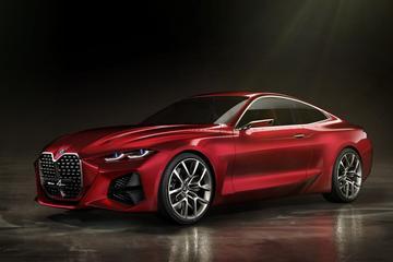 BMW presenteert Concept 4