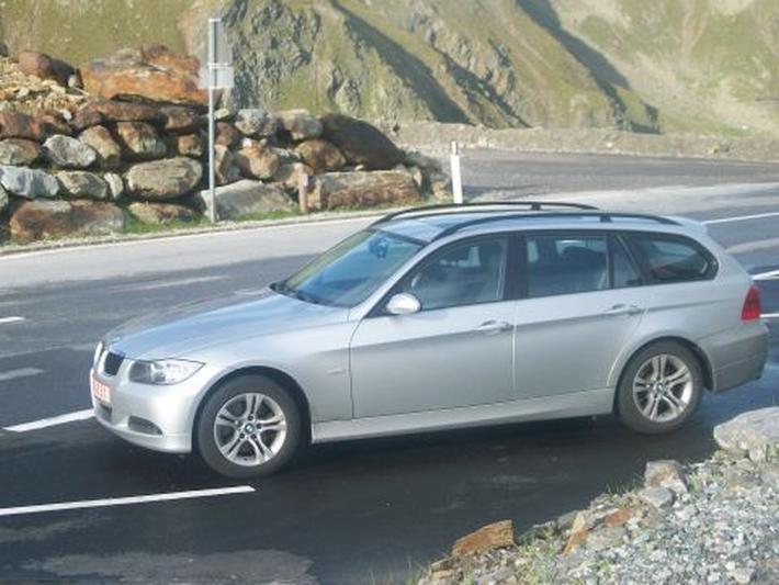 BMW 318d Touring (2008) #6