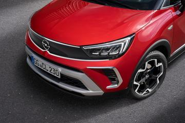 Facelift Friday: Opel Crossland (X)