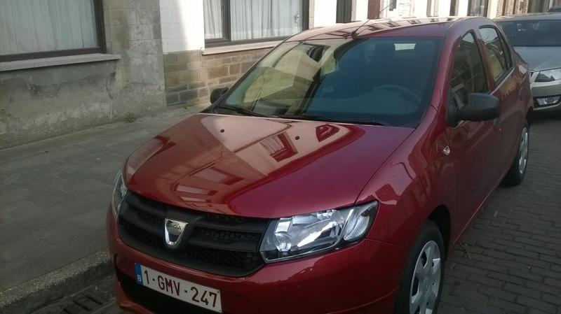 Dacia Logan Berline 1.2 16v Ambiance (2015)