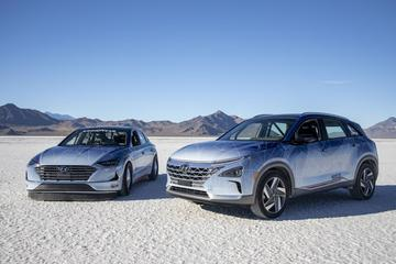 Hyundai gaat voor twee snelheidsrecords
