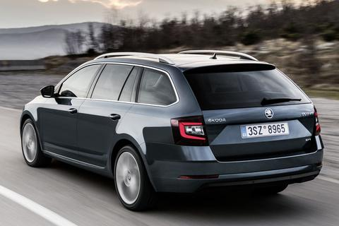 skoda octavia combi 1 5 tsi 150pk greentech style business. Black Bedroom Furniture Sets. Home Design Ideas