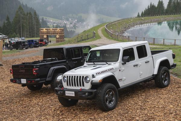 Jeep Gladiator alleen met dieselmotor voor Europa