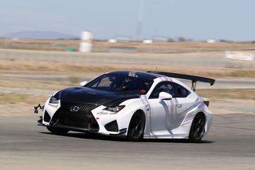 Japans kanon afgevuurd: Lexus RC F GT Concept