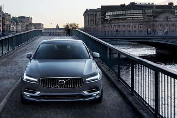 Verlengde Volvo S90 komt ook naar Europa