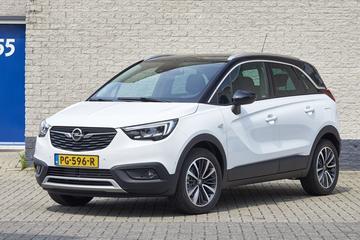 Opel Crossland X 1.2 Turbo Innovation (2017)