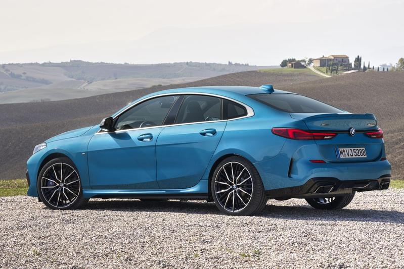 BMW 2-serie Gran Coupe