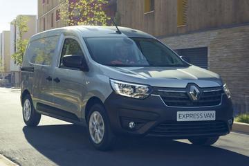 Prijzen Renault Express bekend