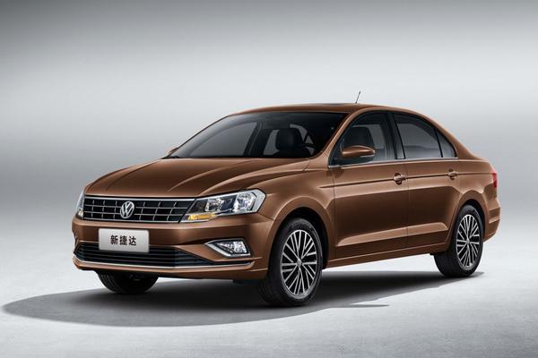 Volkswagen Bora China