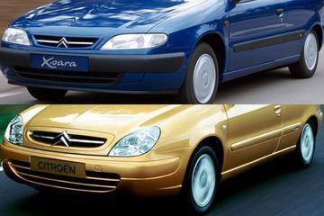 Facelift Friday: Citroën Xsara