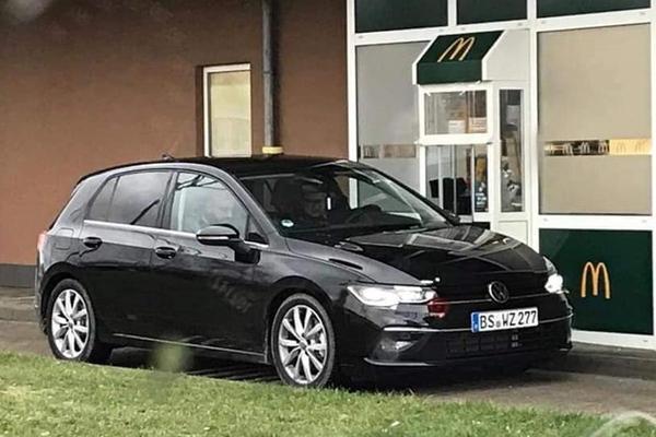 Nieuwe Volkswagen Golf: is dit hem weer?