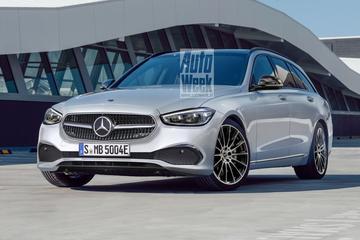 Blik to the Future: Mercedes-Benz C-klasse