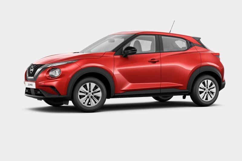 Nissan Juke back to basics