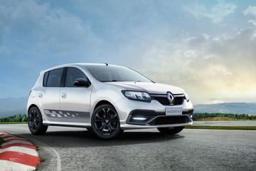 Renault trekt doek van Sandero RS 2.0