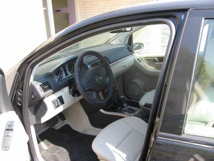 Mercedes-Benz B 200 CDI (2007)