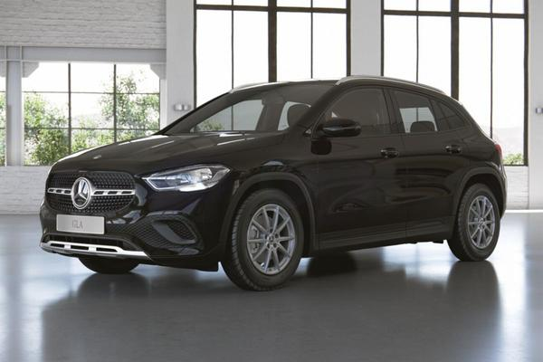 Back to basics: Mercedes-Benz GLA (2020)
