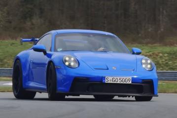 Test: Porsche 911 GT3
