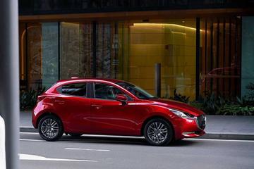 Prijzen bijgewerkte Mazda 2 bekend