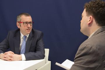 Phil Robson - Managing Director Peugeot Nederland