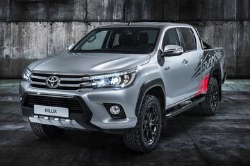 Toyota viert 50 jaar pick-ups met speciale Hilux