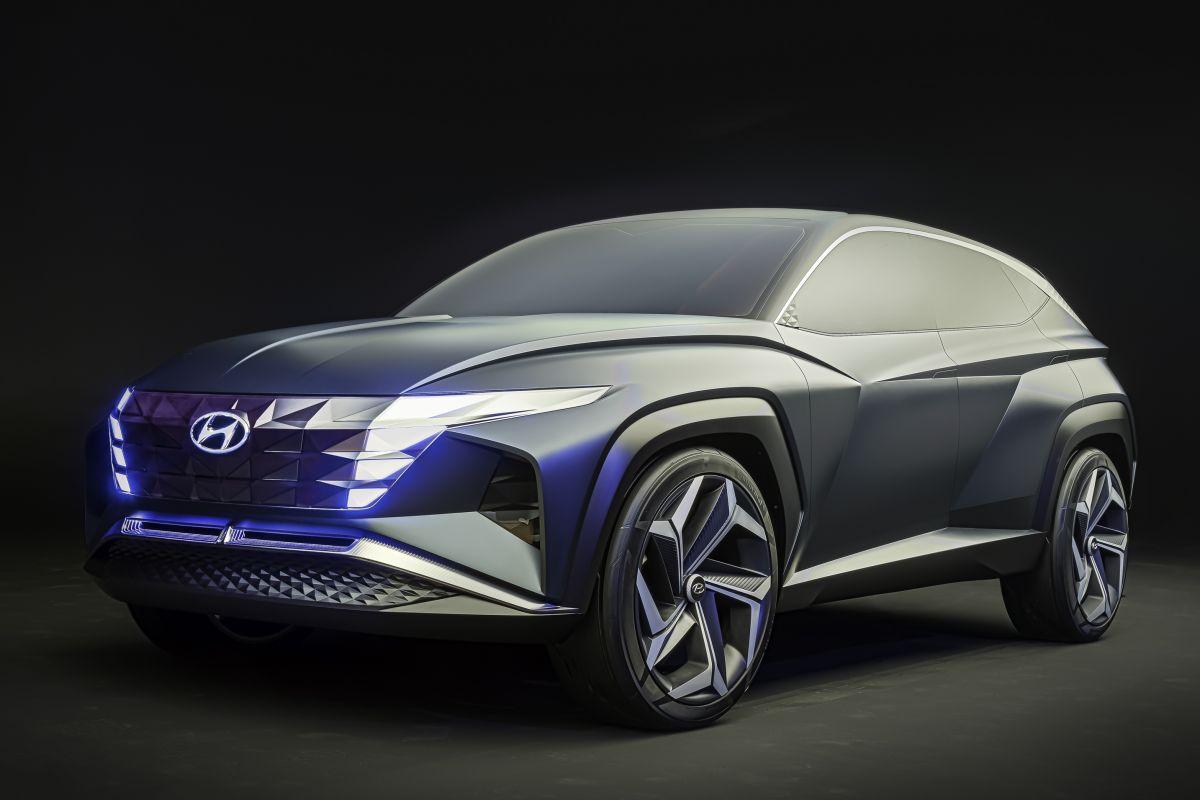 Hyundai PHEV SUV Concept (Los Angeles 2019) 23