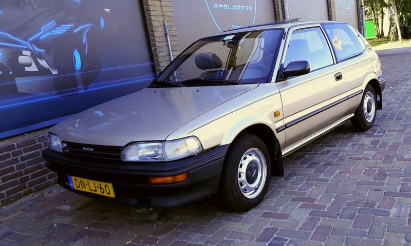 Toyota Corolla 1.3  xli Soleil (1992)