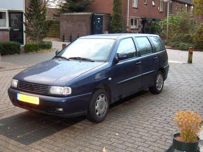 Volkswagen Polo Variant 1.9 SDI (1998)