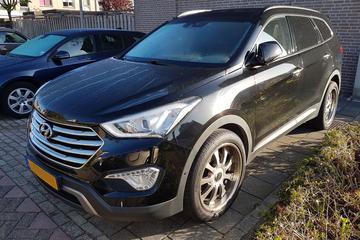 In het Wild: Hyundai Grand Santa Fe