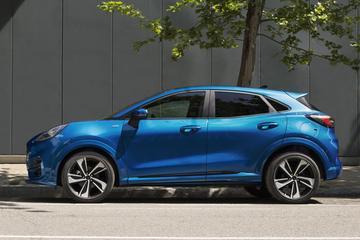 Ford Puma nu al teruggeroepen vanwege airbagproblemen