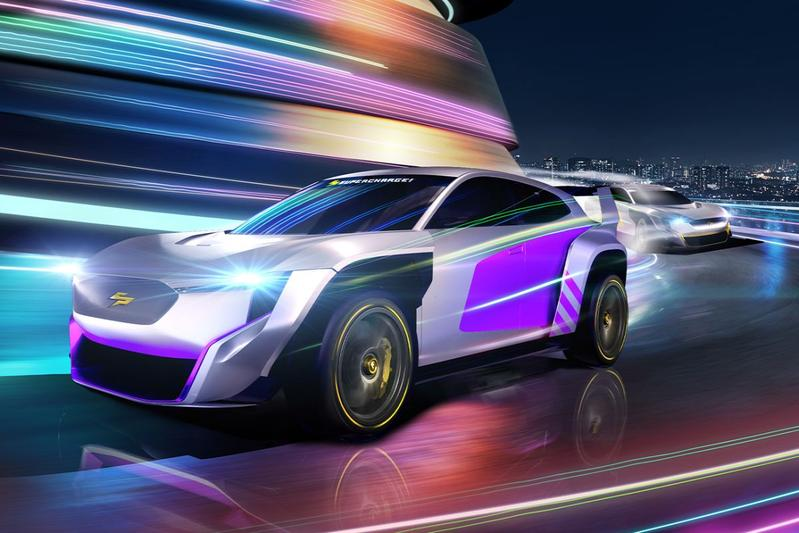 Supercharge race