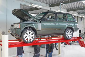 Range Rover TD6 – 2005 – 410.043 km - Klokje Rond
