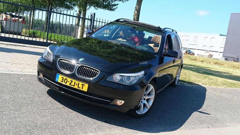 BMW 535d Touring High Executive (2008)