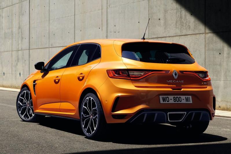 Eerste prijzen Renault Mégane RS zijn los
