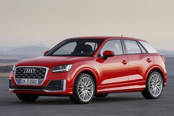 Dít is de Audi Q2